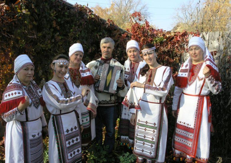 Марийский народный костюм