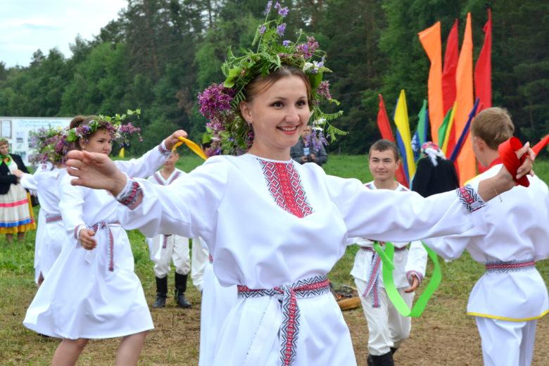Марийские танцы и песни