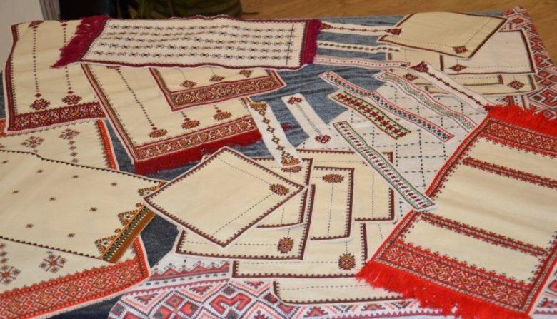 Декоративное творчество марийцев